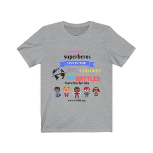 CDH Superheroes Shirt