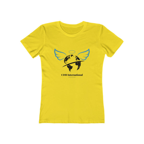 Women's Angel Globe Tee