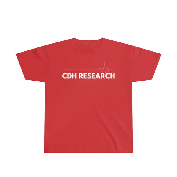 """CDH Research"" Awareness Youth Ultra Cotton Tee"