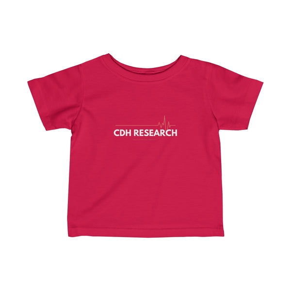 """CDH Research"" Awareness Infant Fine Jersey Tee"