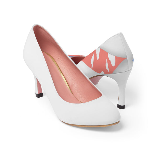 """CDH Awareness Ribbon"" Women's High Heels - CDH International"