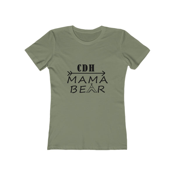 Women's CDH Mama Bear Tee - CDH International