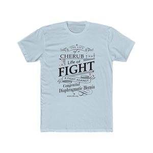 "Men's ""Fight Against CDH"" Tee (Dark Font)"