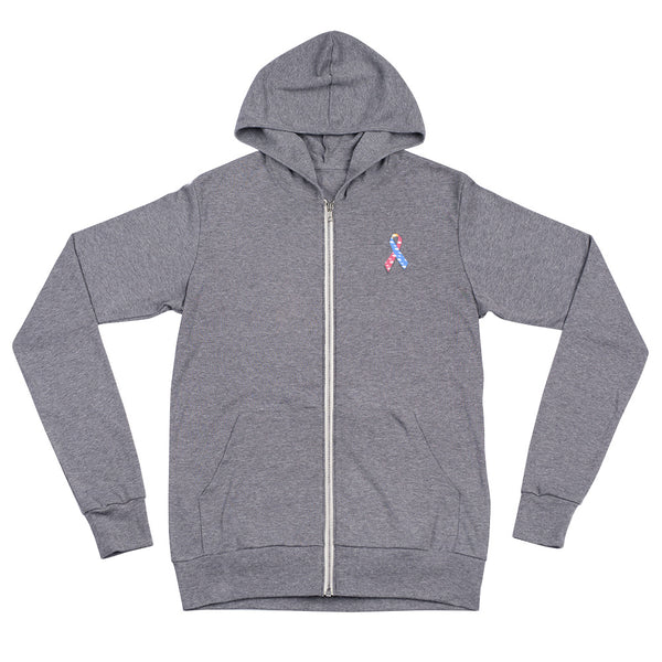 CDH Lightweight Zip Up Hoodie
