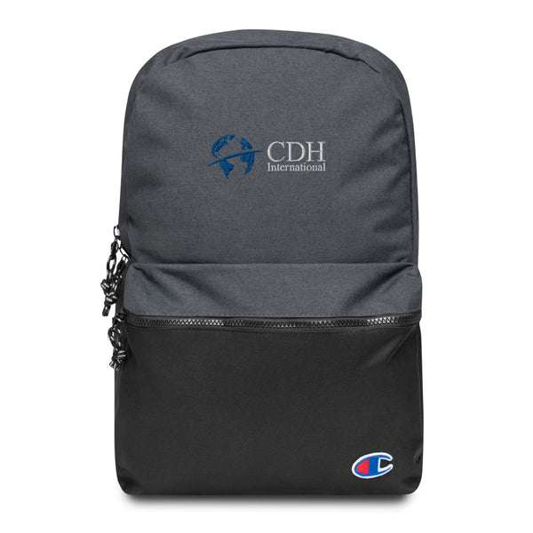 CDHi Embroidered Champion Backpack