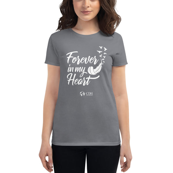 forever in our hearts Women's t-shirt