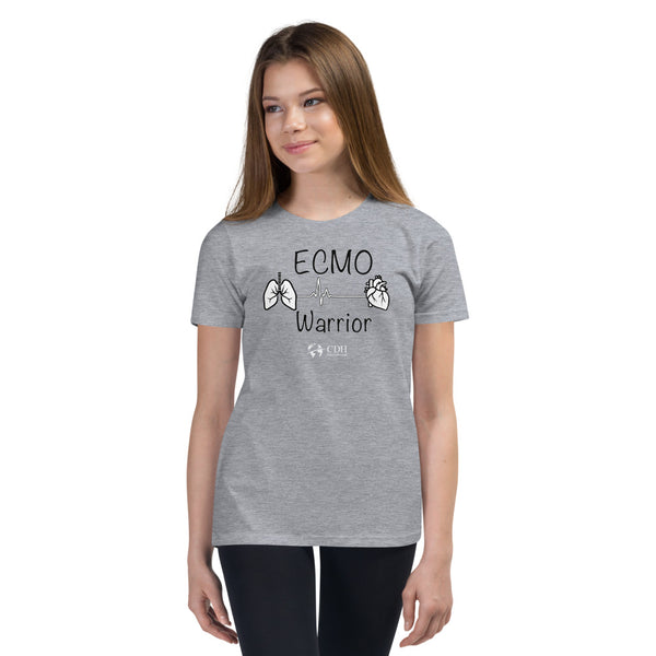 ECMO Warrior Youth Short Sleeve T-Shirt