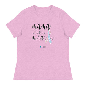 Mama to a Miracle Women's  T-Shirt