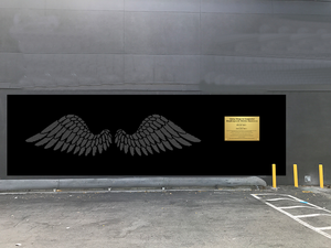 CDH Wings Mural - CDH International