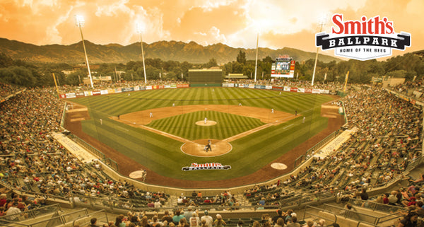 Salt Lake City Bees Baseball Tickets
