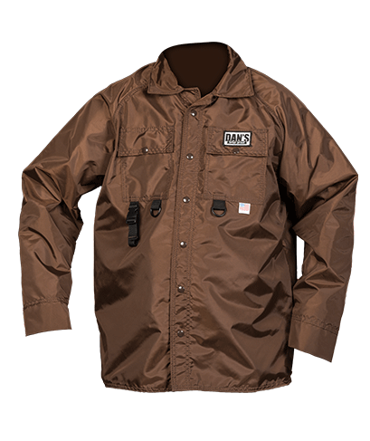 Dan's Briarproof Shirt - Coon Hunter Supply