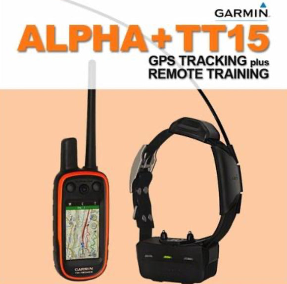 Garmin Alpha 100 Combo - Coon Hunter Supply