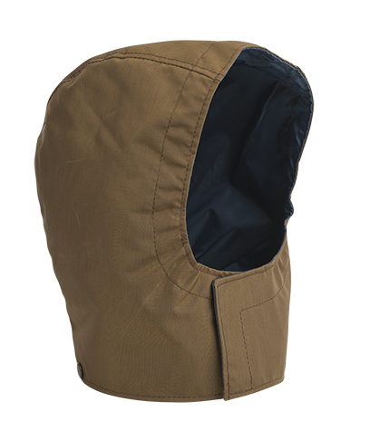Dan's Detachable Waterproof Rugged Wear Hood - Coon Hunter Supply