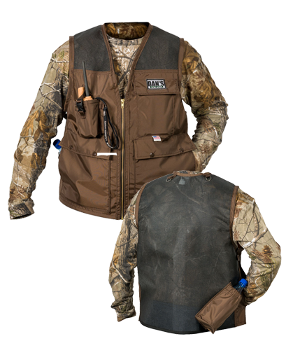 Dan's Dog Days Vest - Coon Hunter Supply