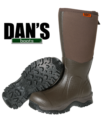 Dan's Frogger Boot - Coon Hunter Supply