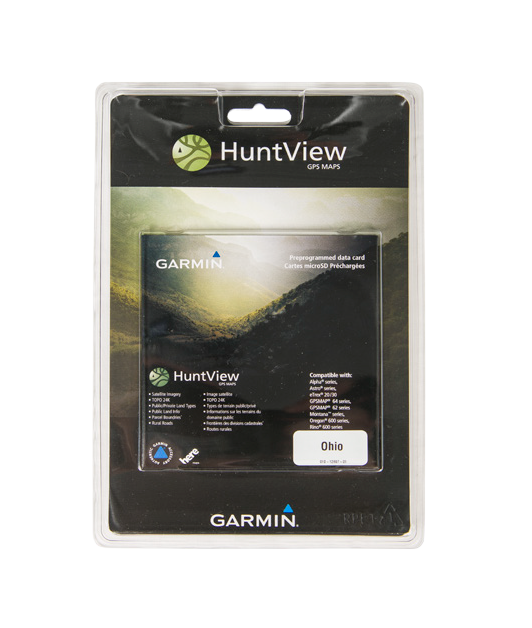 Garmin Hunt View GPS Maps - Coon Hunter Supply