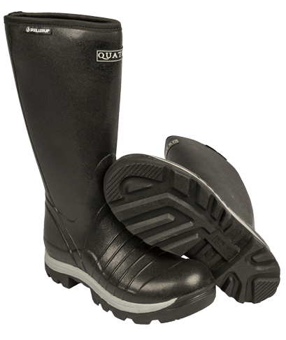 Quatro Non-Insulated Boots - Coon Hunter Supply