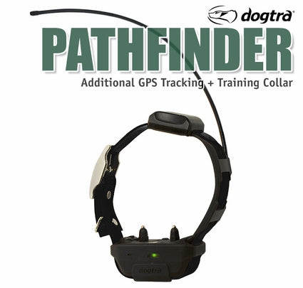 Dogtra Pathfinder additional tracking and training collar - Coon Hunter Supply