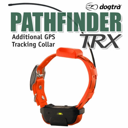 Dogtra Pathfinder GPS additional tracking collar - Coon Hinter Supply