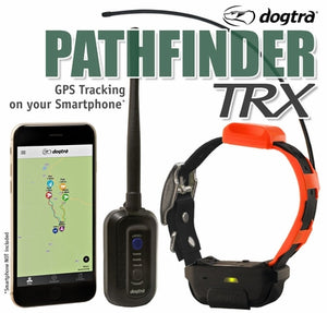 Dogtra Pathfinder TRX - Coon Hunter Supply