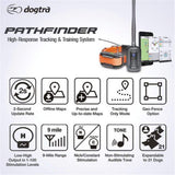 Dogtra Pathfinder features - Coon Hunter Supply