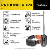 Dogtra Pathfinder TRX Features - Coon Hunter Supply