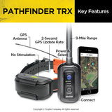 Dogtra Pathfinder TRX key features - Coon Hunter Supply