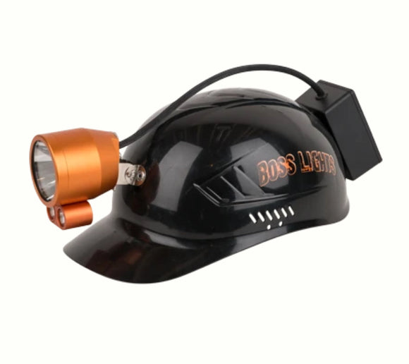 Boss Hotspot 3D Cap Light