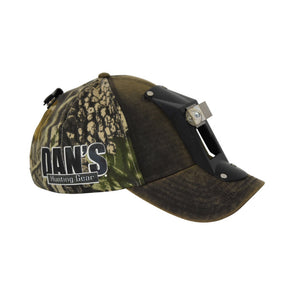 dans soft cap with liner and bracket - coon hunter supply