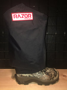 Dryshod Southland Boots w/Razor Wicked Chaps - Coon Hunter Supply