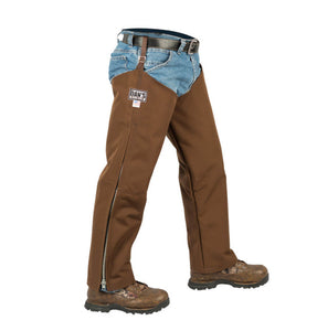 dans snake protector chaps - coon hunter supply