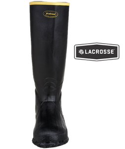 Lacrosse non-Insulated Black Boot - Coon Hunter Supply