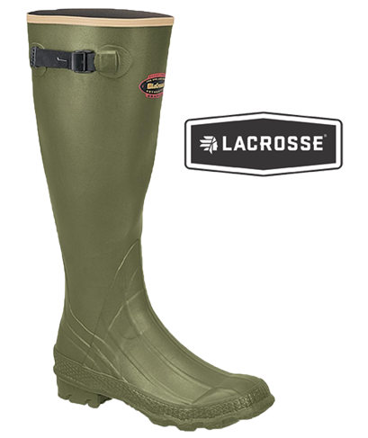 LaCrosse non-insulated Grange Knee Boot - Coon Hunter Supply