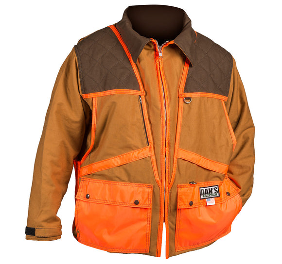 dan's upland game coat - Coon Hunter Supply