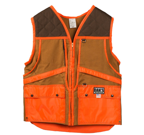 Dan's Upland Game Vest - Coon Hunter Supply