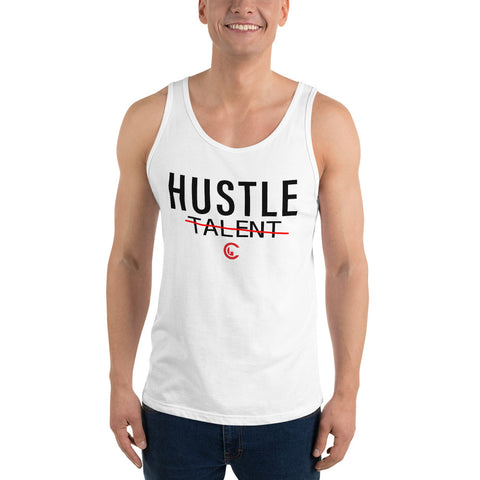 Hustle Over Talent Tank Top