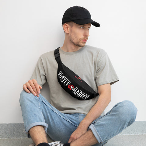 Hustle Harder Fanny Pack