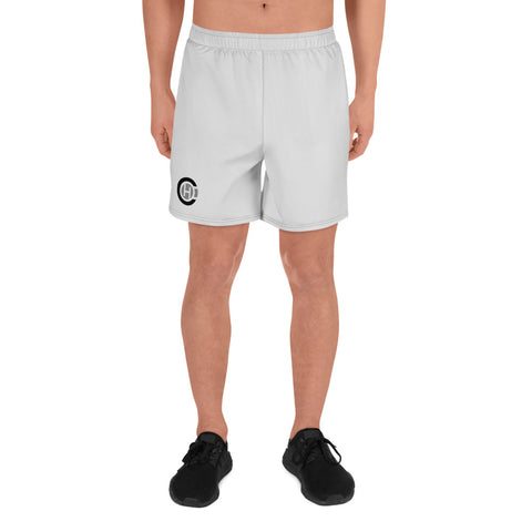 Light Grey HO Athletic Long Shorts