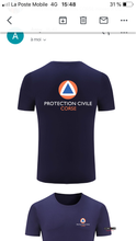 TEE SHIRT DRY PROTECTION CIVILE CORSE