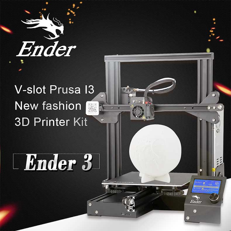 Basic Functions of Ender 3