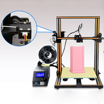 Creality 3D CR-10S 3D Printer | Black