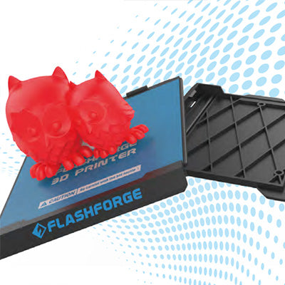 Flashforge Finder 3D Printer Slide-in Build Plate.