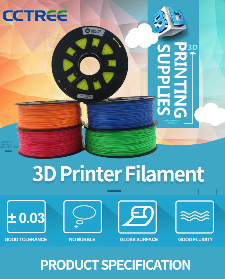 CCTREE CCTREE 1KG ABS Filament
