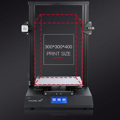 Creality 3D CR-X 3D Printer | Integrated Elegant Design