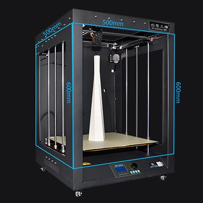 Creality 3D cr-5060 3D Printer | Black Removable Build Plate