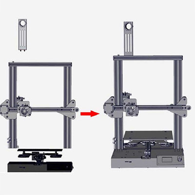 Creality CR-20 3D Printer | Fast Assembly