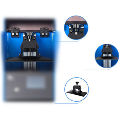 Creality LD-001 3D Printer |Easier Leveling
