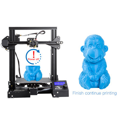 Creality Ender 3 Pro 3D Printer | Power Resume Printing