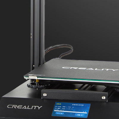 Creality 3D CR-10S Pro 3D Printer | Quick heating up