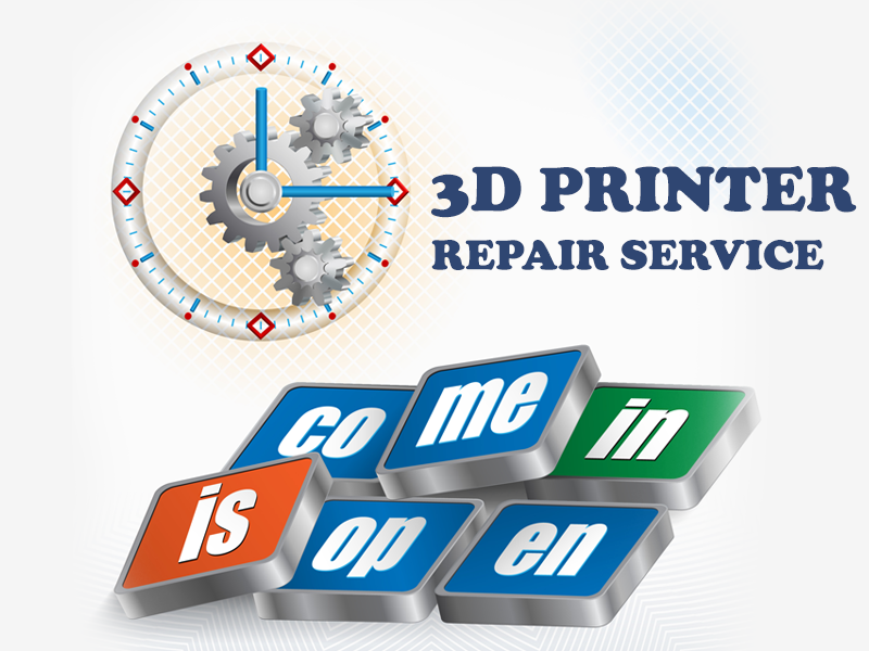 3D Printer Repair Service Toronto | Mech Solutions Ltd